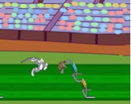 Bugs bunny and Cecil in mad dash online