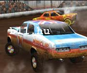 Crash car combat online 3d j�t�k