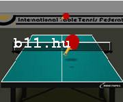 Table tennis 3d játékok